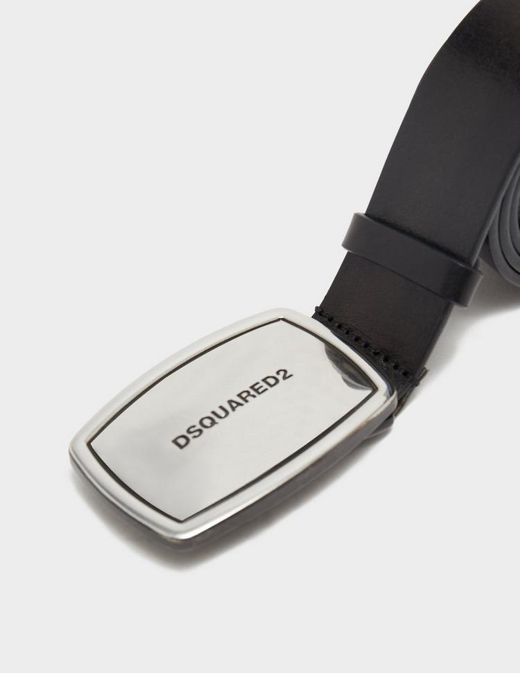 Dsquared2 Plate Belt