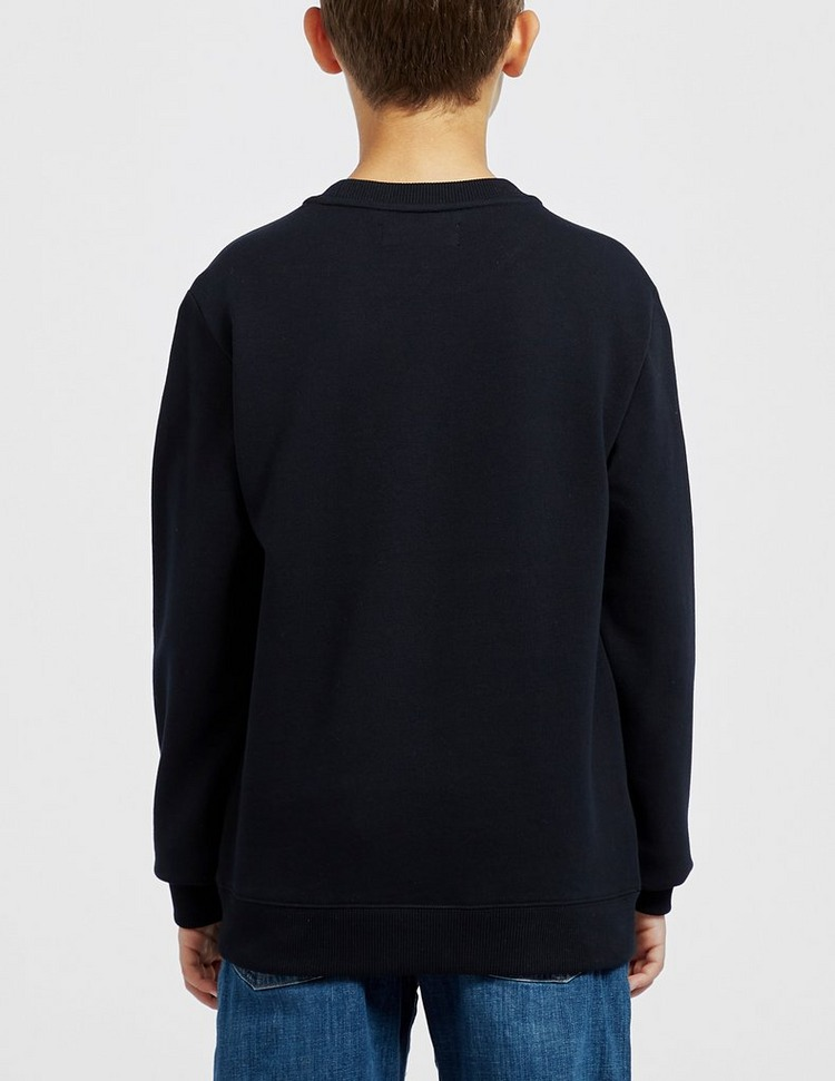 Fred Perry Embroidered Sweatshirt Junior