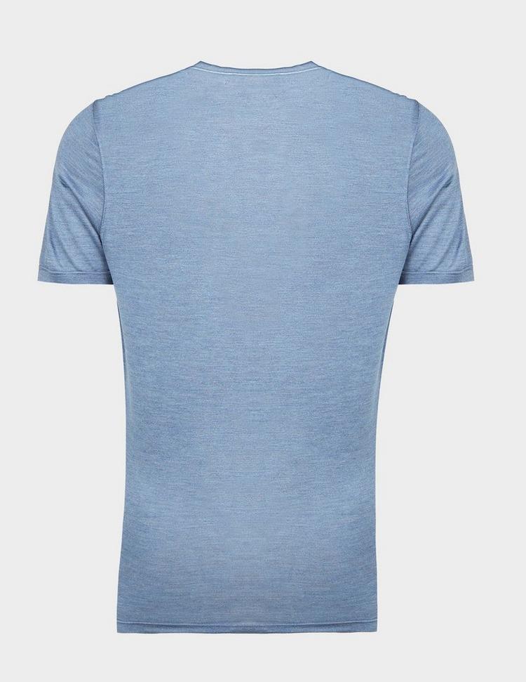 Gran Sasso Silk Space Dye T-Shirt