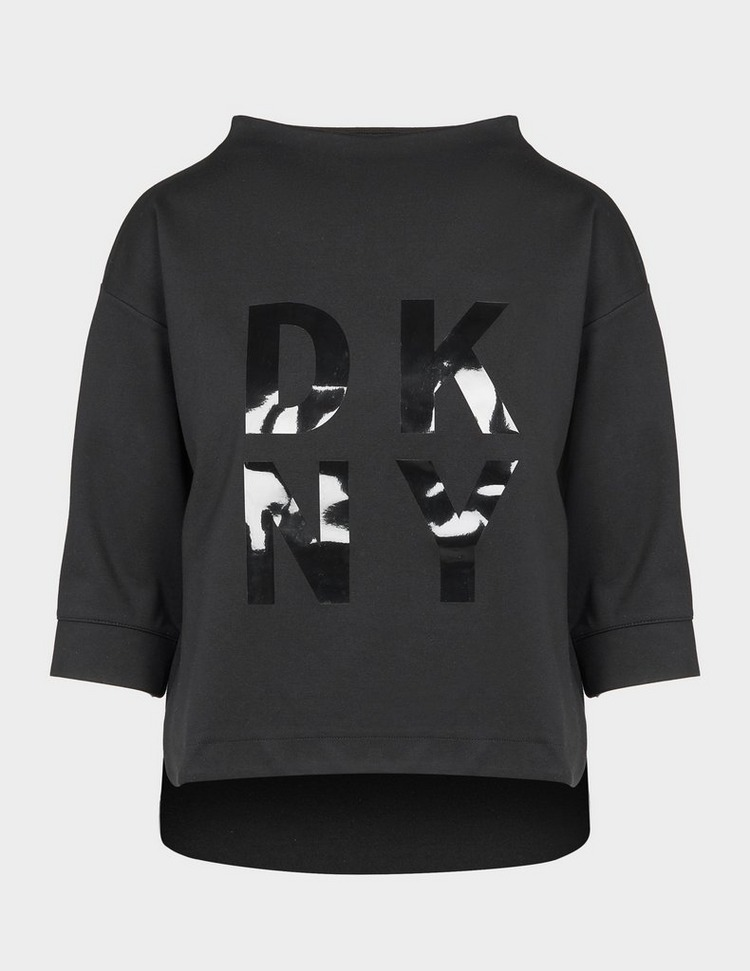 DKNY Stacked Logo Sweatshirt