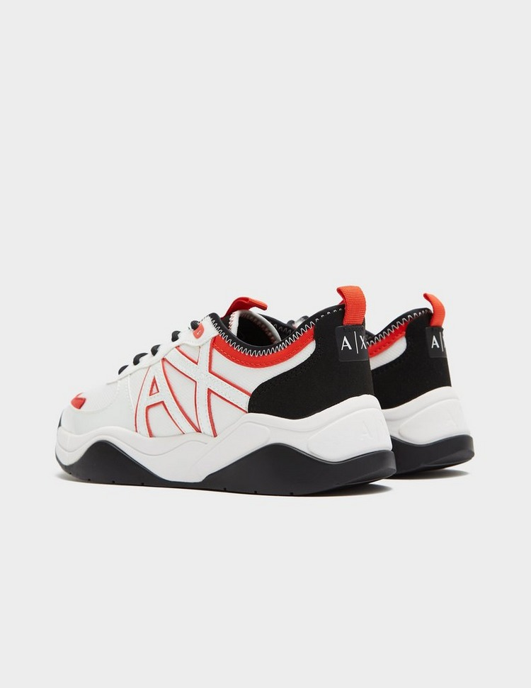 Armani Exchange Chunky Trainers