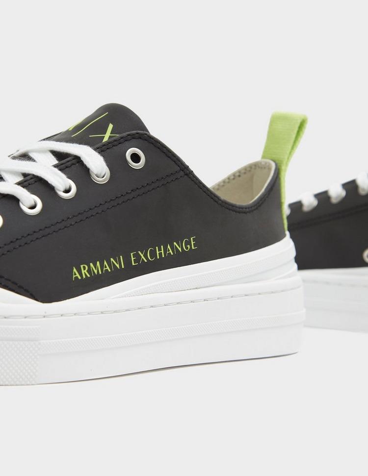 Armani Exchange Gum Trainers