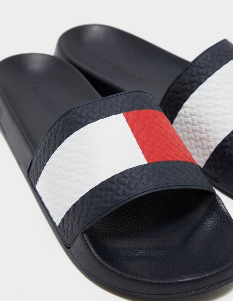 Tommy Hilfiger Flag Slides
