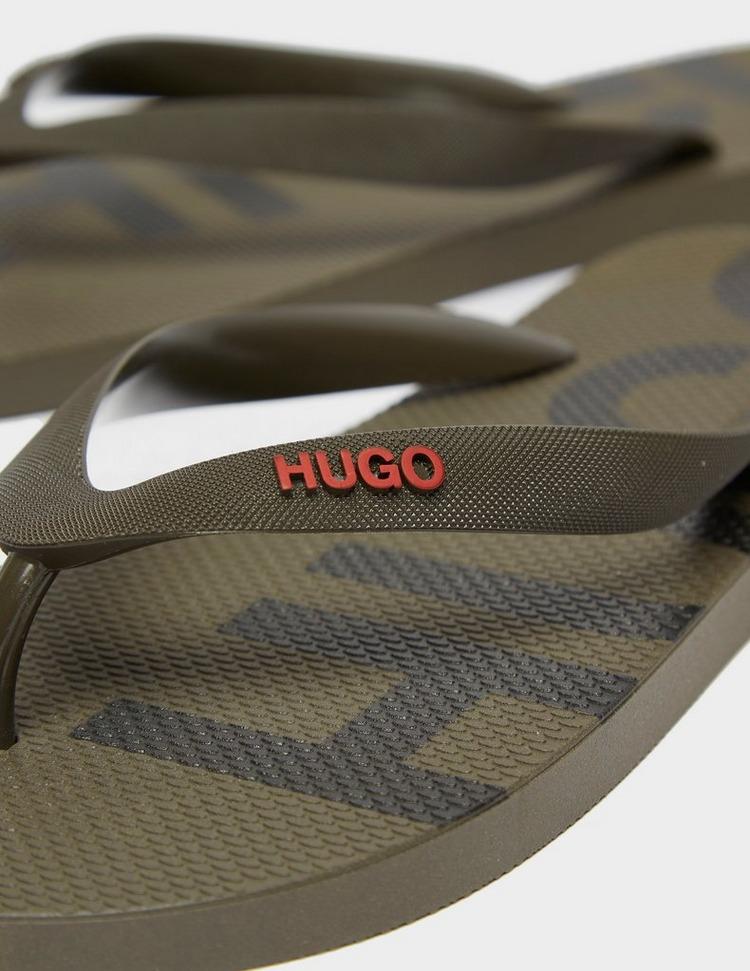 HUGO Onfire Flip Flop