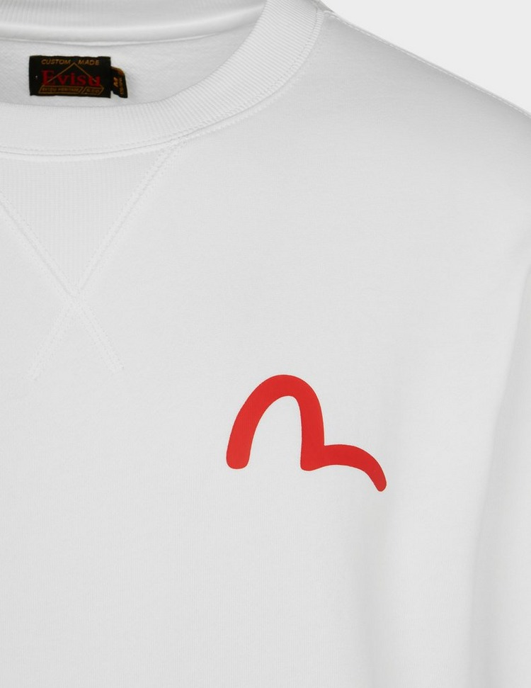 Evisu Small Seagull Sweatshirt
