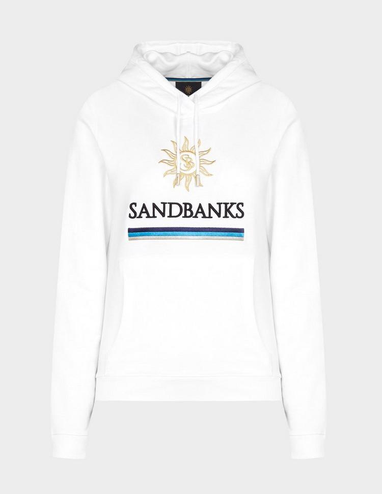 Sandbanks Logo Hoodie