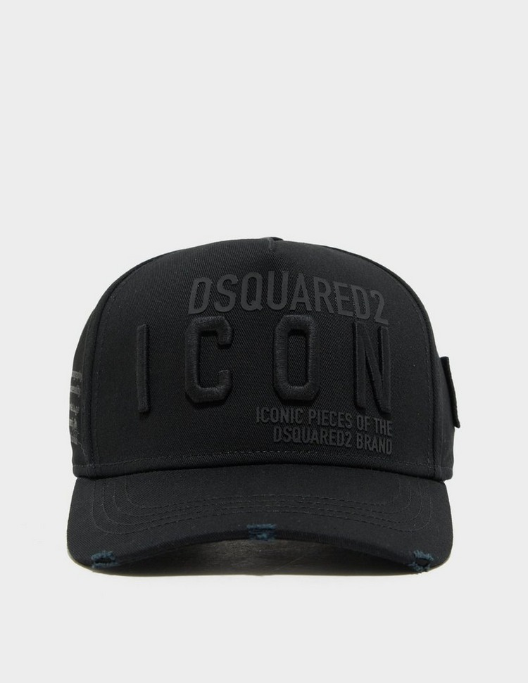 Dsquared2 Icon Multi Logo Cap