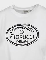 Fiorucci Commended Crop T-Shirt