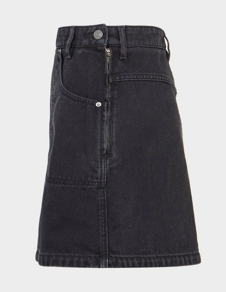 KENZO Short Denim Skirt