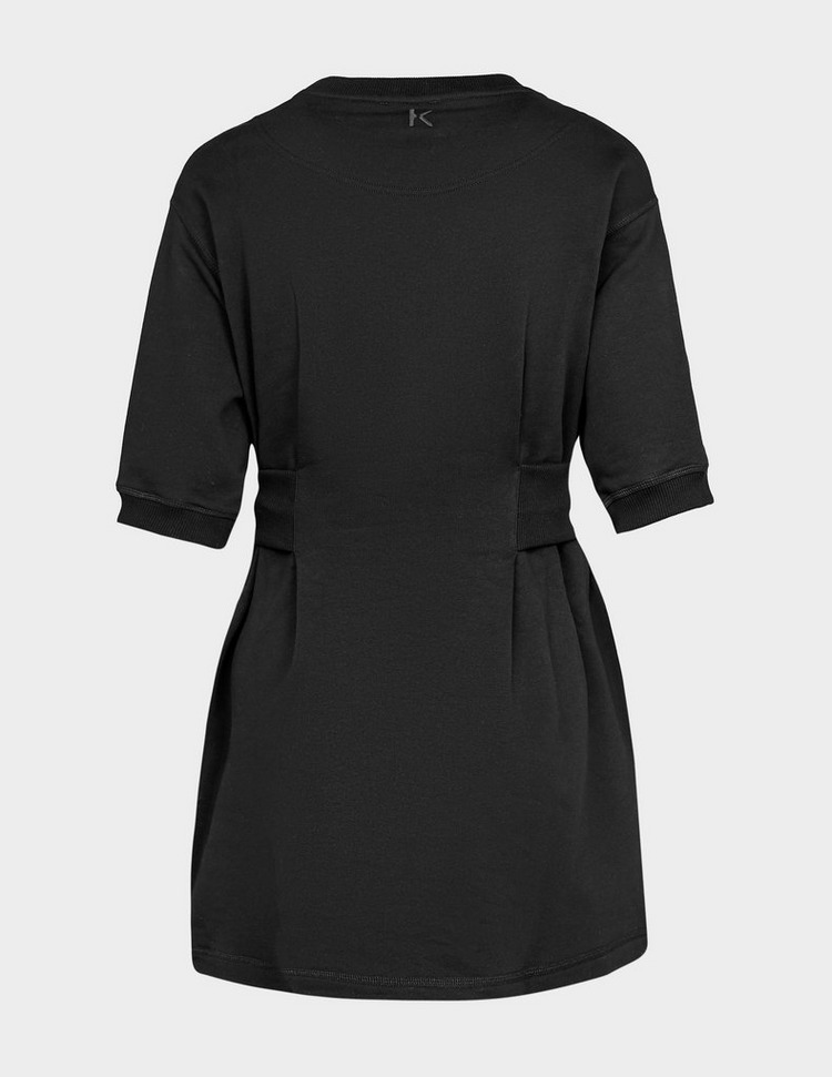 KENZO Waisted Sweatshirt Dress