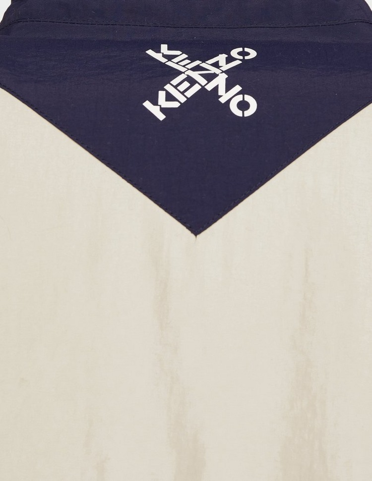 KENZO Colour Block Track Top