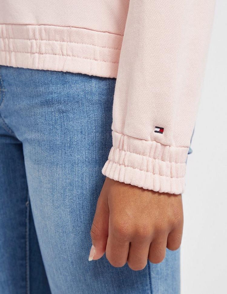 Tommy Hilfiger Girls' Essential Cropped Hoodie Junior