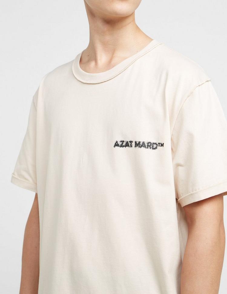 Azat Mard Back Spray T-Shirt