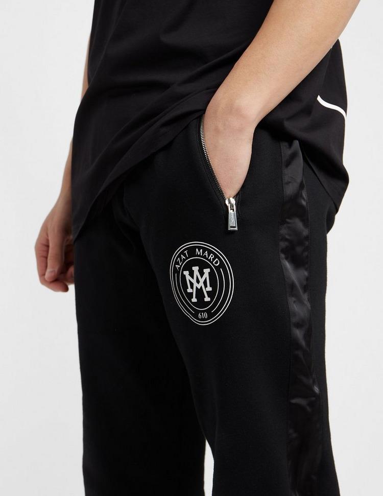 Azat Mard Circle Logo Track Pants