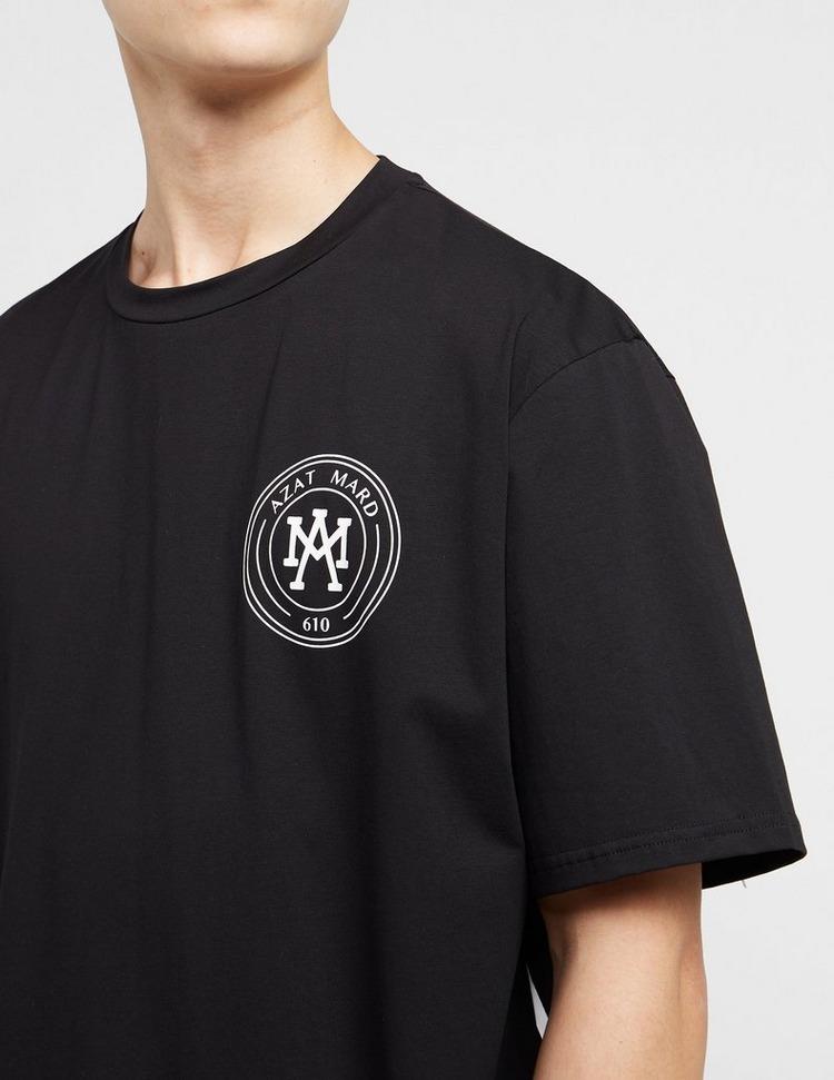 Azat Mard Circle Logo T-Shirt