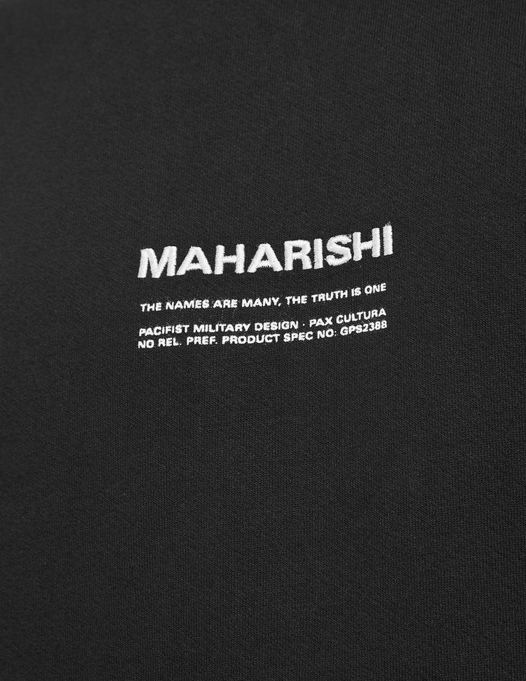 Maharishi Classic Logo Hoodie