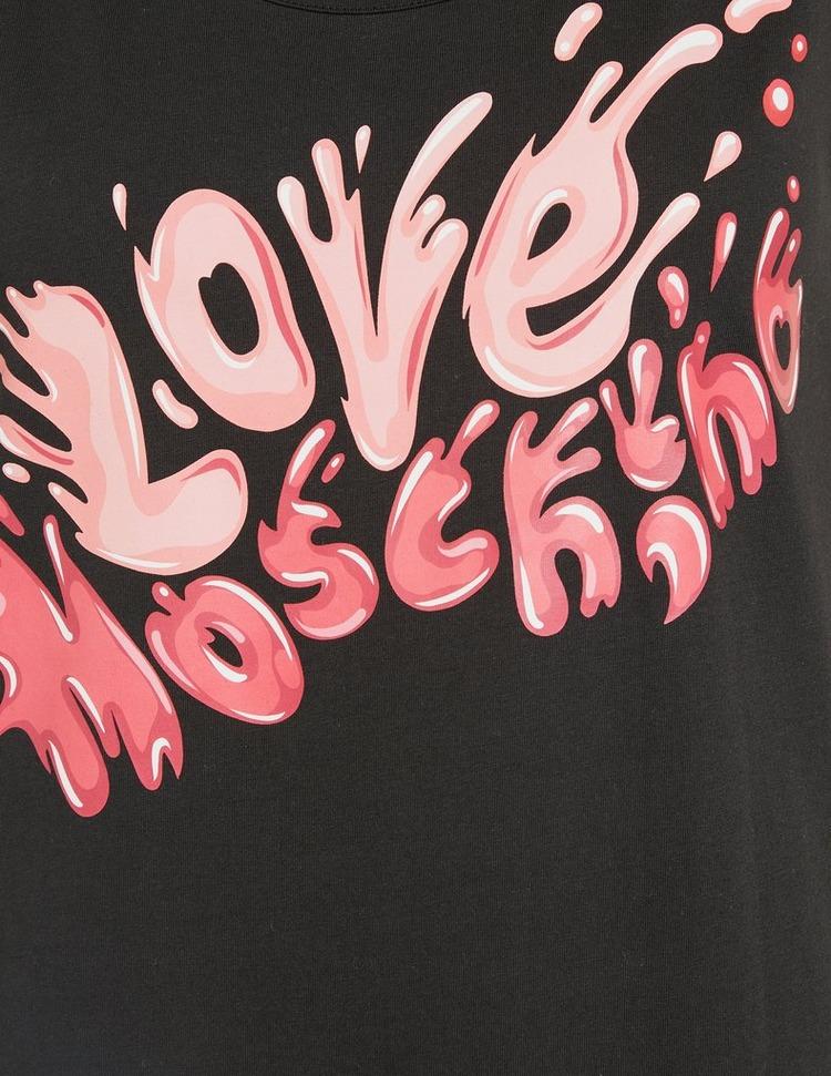 Love Moschino Splash Tank Dress