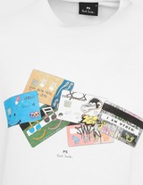 PS Paul Smith Credit Cards T-Shirt