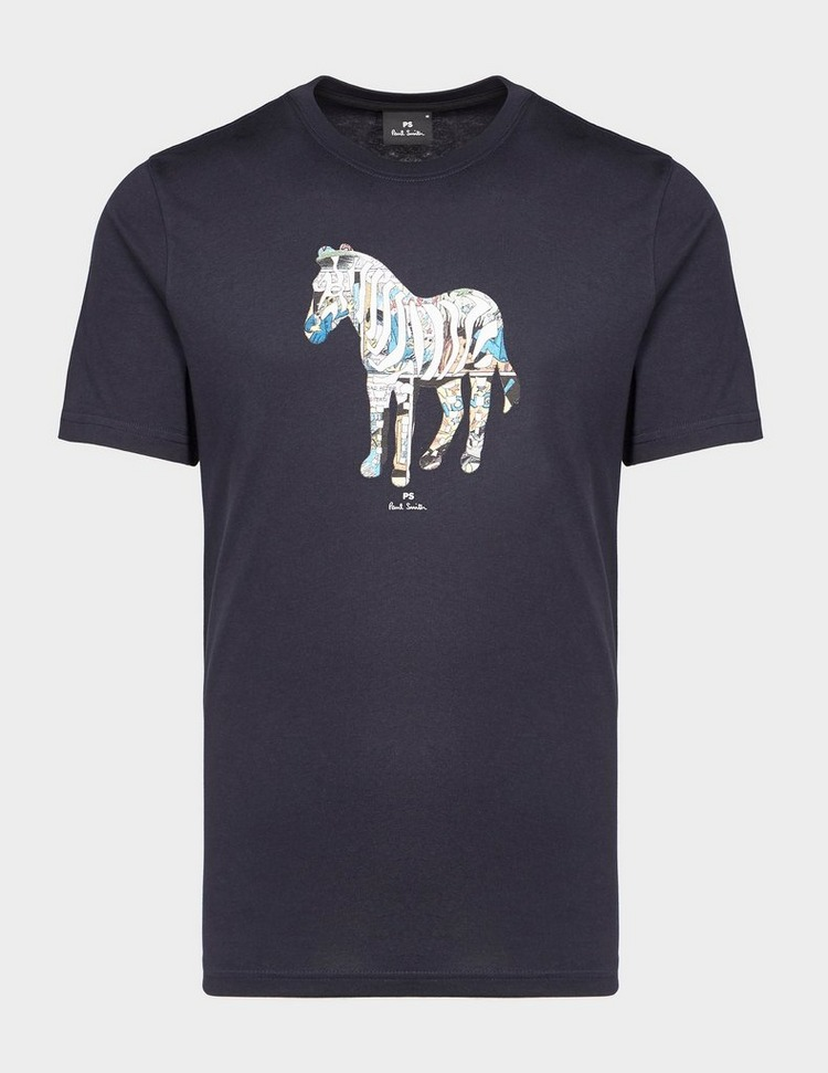 PS Paul Smith Comic Zebra T-Shirt