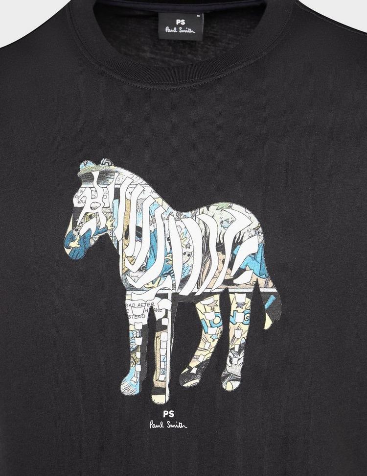 PS Paul Smith Comic Zebra T-Shirt