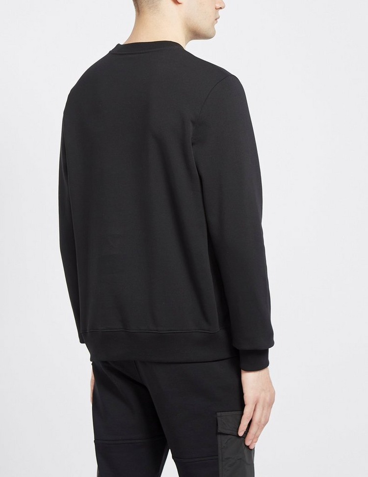 PS Paul Smith Floral Skull Crew Sweatshirt