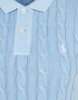 Polo Ralph Lauren Knitted Polo Dress