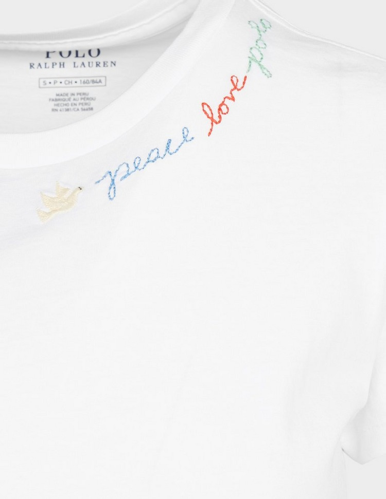 Polo Ralph Lauren Neck Logo T-Shirt