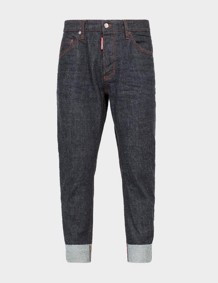 Dsquared2 Sailor Text Jeans