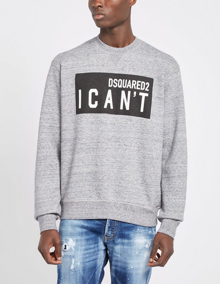 Dsquared2 I Cant Sweatshirt