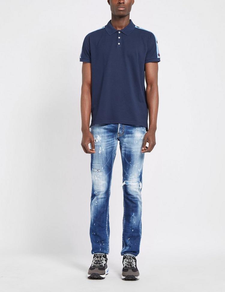 Dsquared2 Cool Guy R&R Paint Jeans