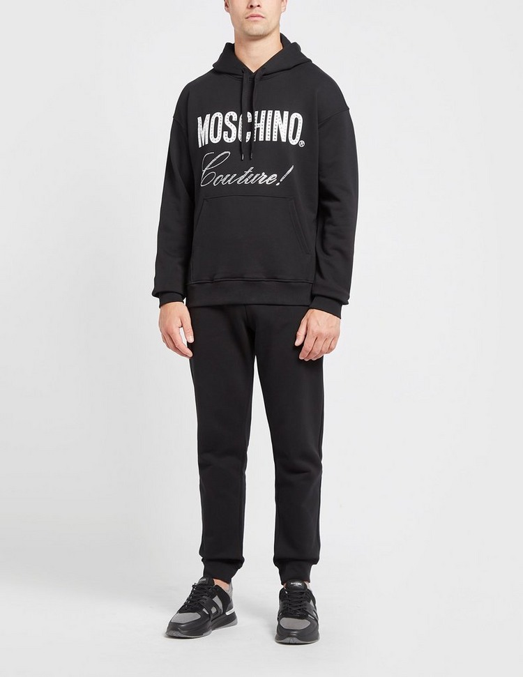 Moschino Gem Couture Hoodie