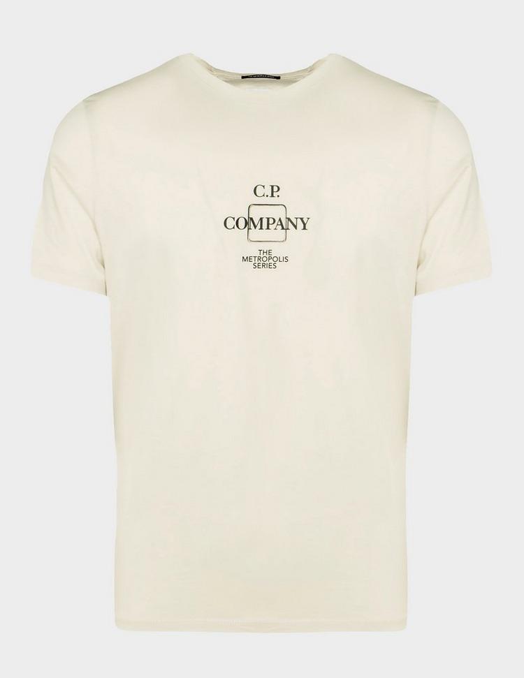 CP Company Met Stack Logo T-Shirt