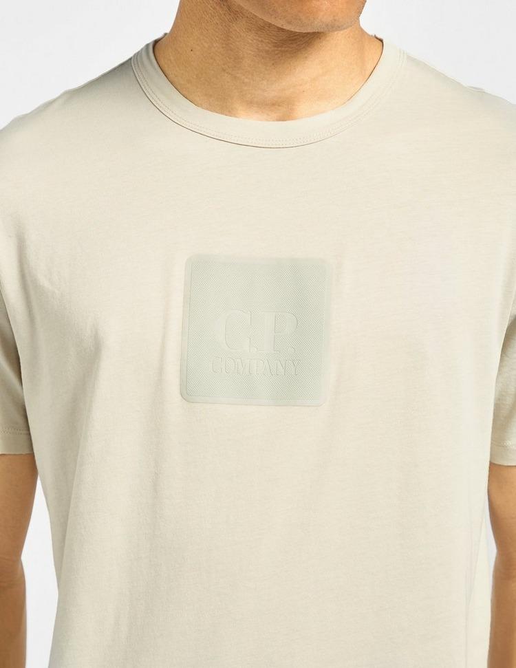 CP Company Met Large Badge T-Shirt