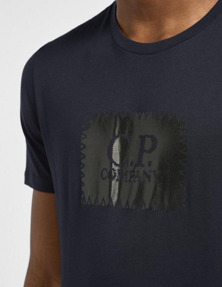 CP Company Shiny Patch T-Shirt