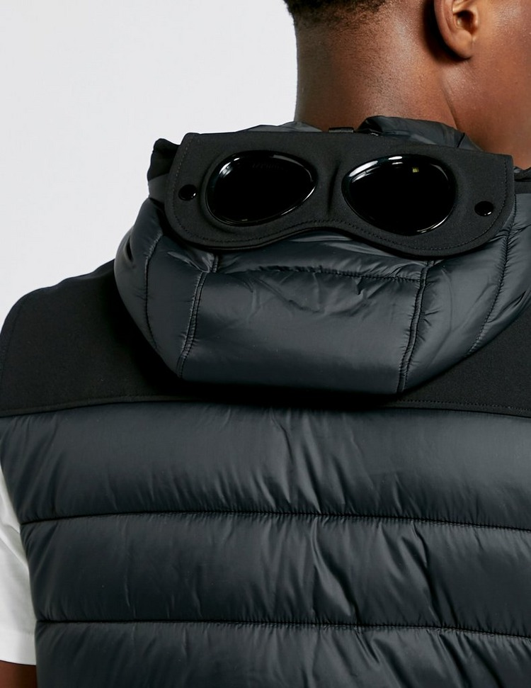 CP Company Pocket Quilted Goggle Gilet