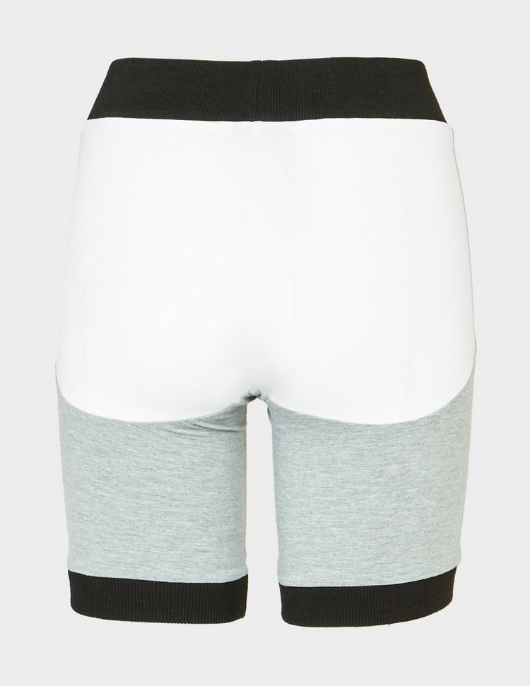 ODolls Collection Contrast Block Cycling Shorts