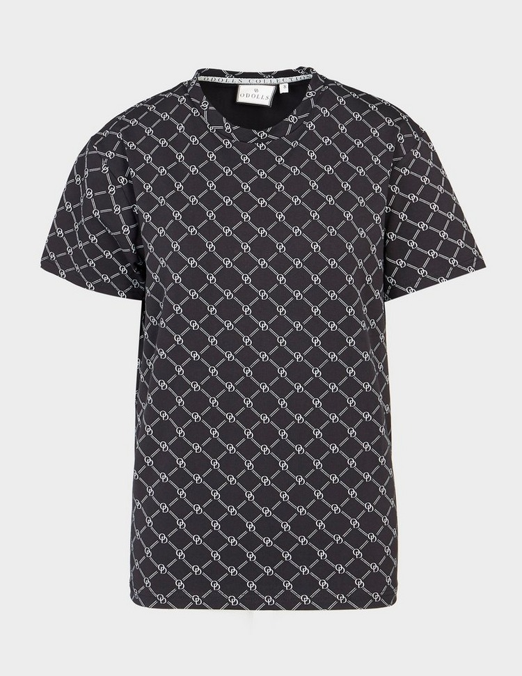 ODolls Collection Monogram All Over T-Shirt