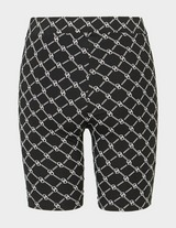 ODolls Collection Print Monogram Cycling Shorts