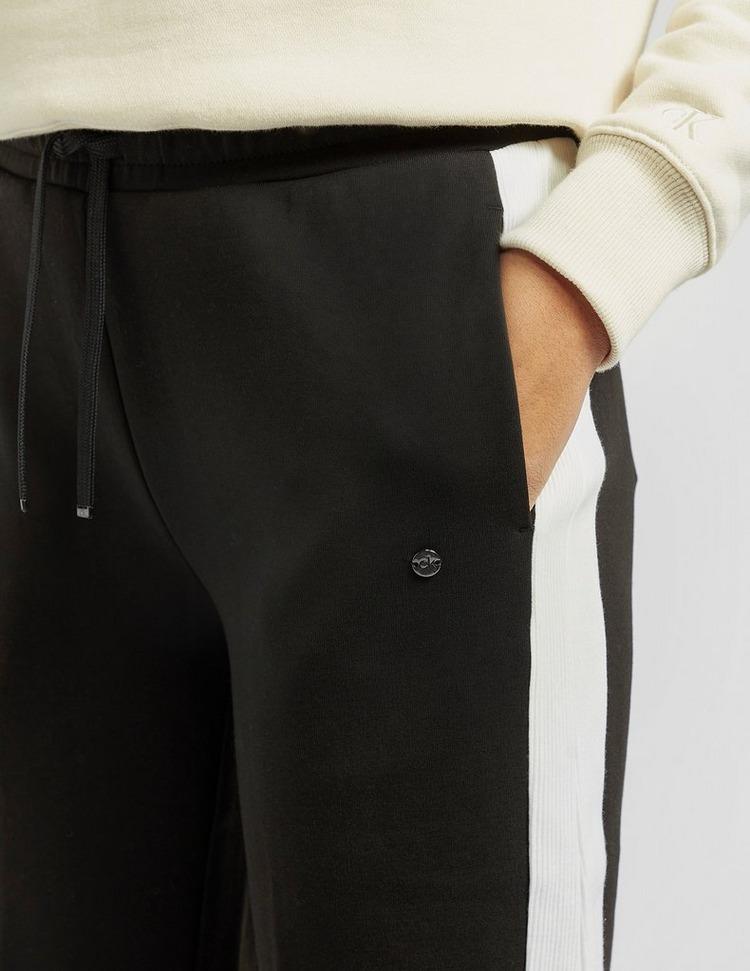 Calvin Klein Womenswear Block Flare Jogger