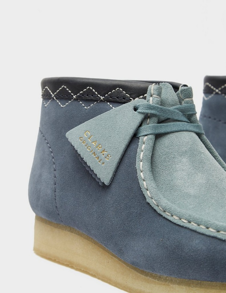 Clarks Originals Wallabee Stitch Boots