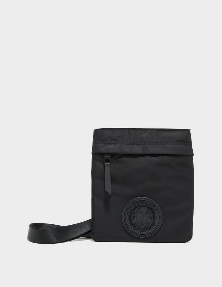 Versace Jeans Couture Badge Cross Body Bag