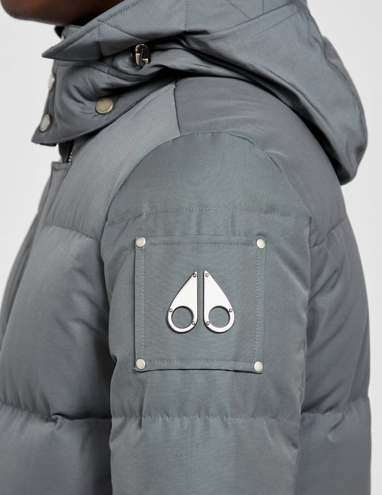 Moose Knuckles Pipe Stone Jacket