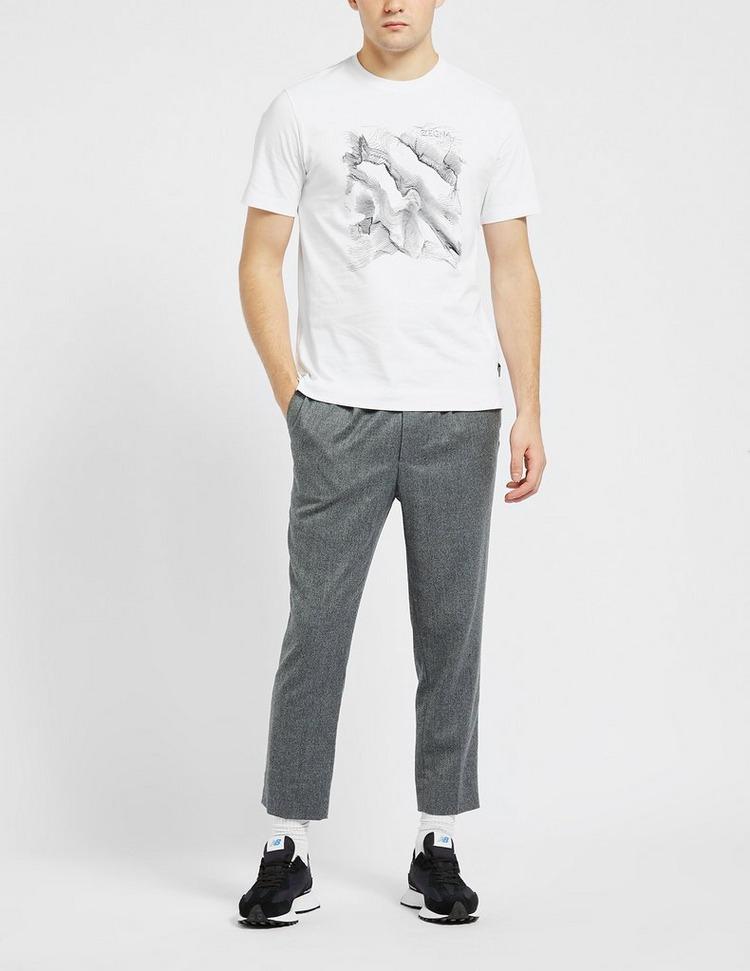 Z Zegna Mountain Scan T-Shirt