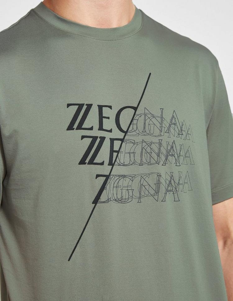 Z Zegna Large Logo T-Shirt