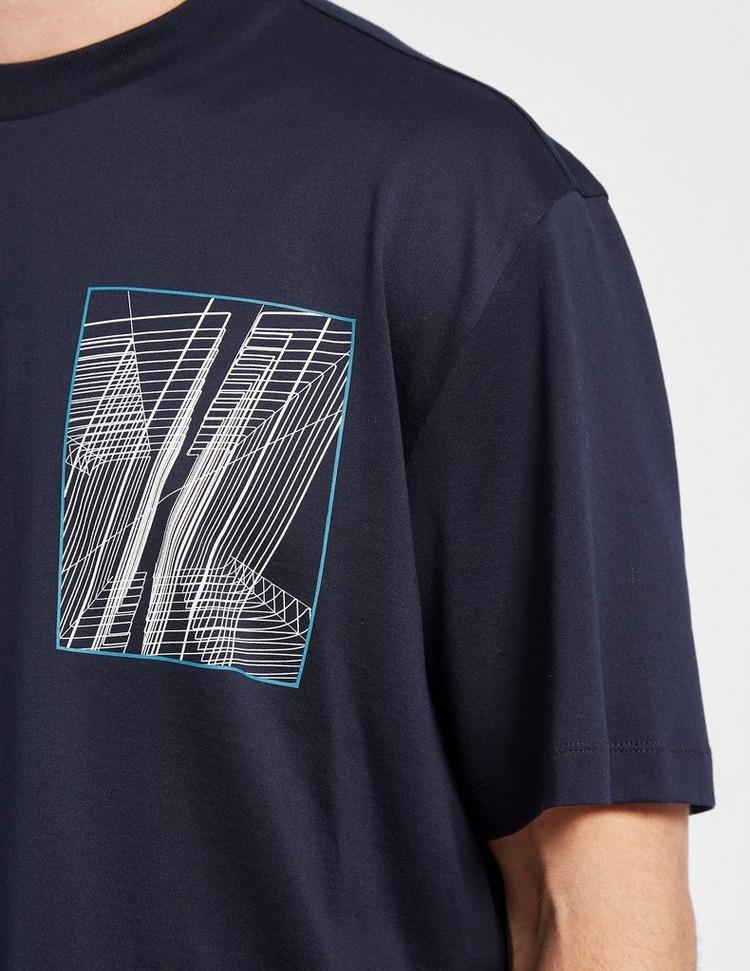 Z Zegna Back Logo T-Shirt