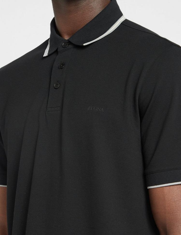 Z Zegna Tip Polo Shirt