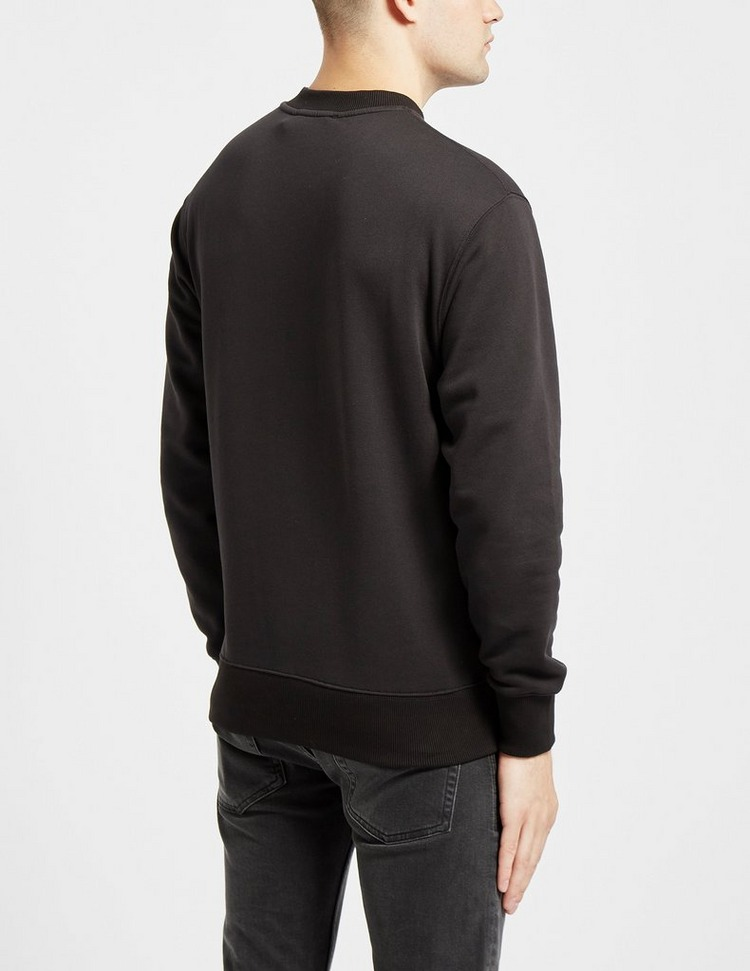 Versace Jeans Couture Gem Text Sweatshirt