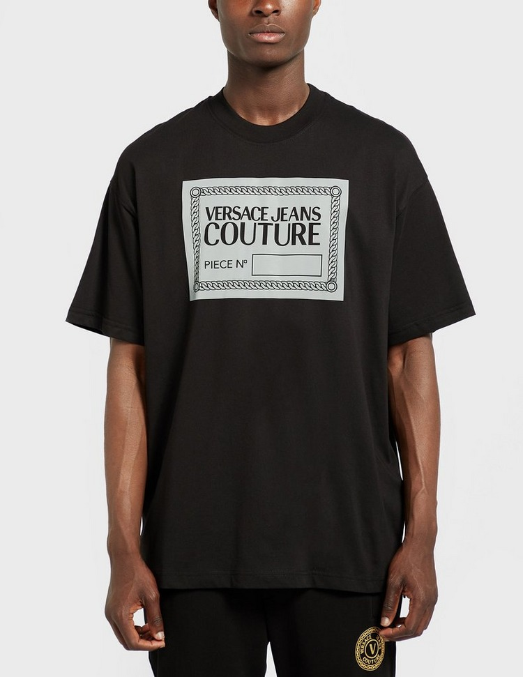 Versace Jeans Couture Reflective Label T-Shirt