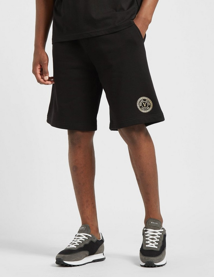 Versace Jeans Couture V Medallion Shorts