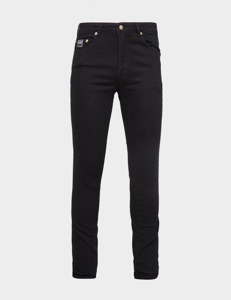 Versace Jeans Couture Slim V Medallion Jeans